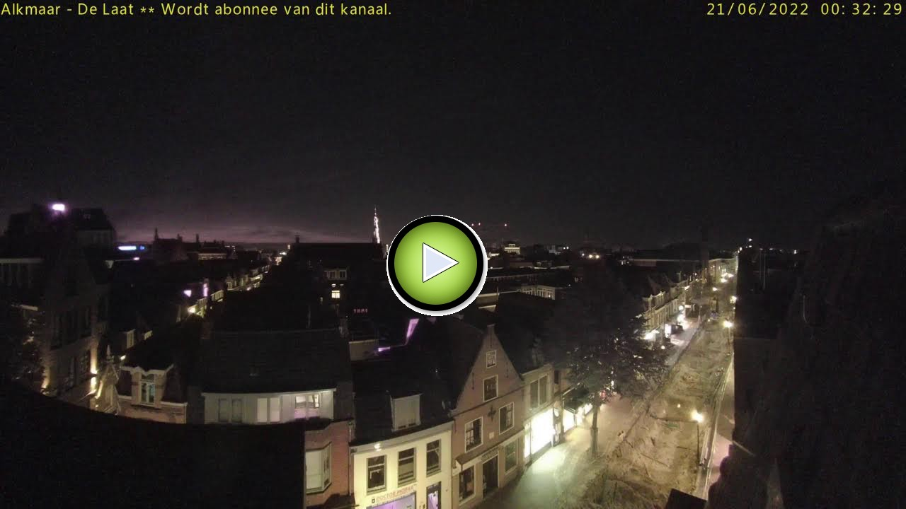 Webcam KNRM Reddingstation Egmond aan Zee